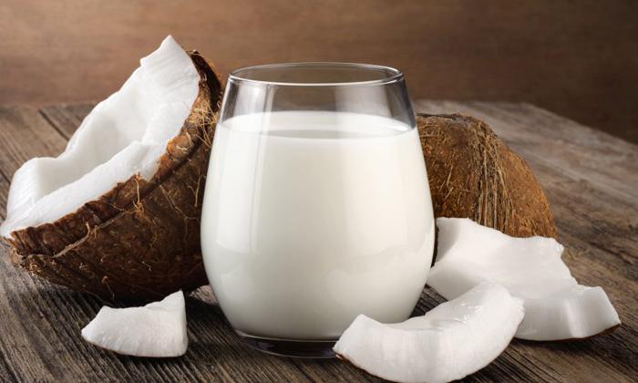 Telugu Benefits Of Coconut Milk, Coconut Milk, Good Hair, Hair Care, Hair Mask, Hair Problems, Latest News, Stop Hair Problems-Telugu Health - తెలుగు హెల్త్ టిప్స్ ,చిట్కాలు