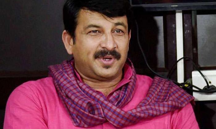 Telugu Actor, Bjp Mp Manoj Tiwari, Blessed With Baby Girl, Second Wife, Twitter-Latest News - Telugu