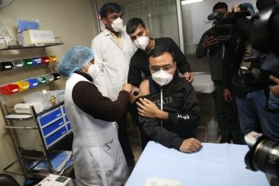 TeluguStop.com - Covid-19 Vaccine Development Process To Be Showcased In Republic Day Parade