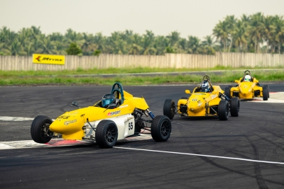 TeluguStop.com - Datta One Step Closer To Sealing National Racing Title-Latest News English-Telugu Tollywood Photo Image