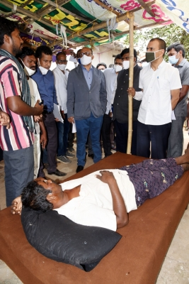 TeluguStop.com - Eluru-like Mysterious Illness Cases Spread To Another Village In Ap
