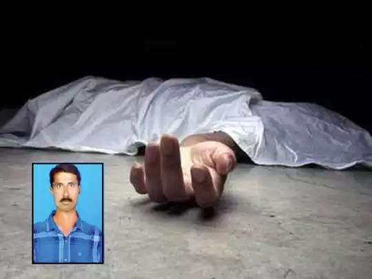 Telugu 11kv, Died, Electricity, Nizamabad District, Private Electrician, Private Electrician Died Due To Shock In Nizamabad-Telugu Crime News(క్రైమ్ వార్తలు)