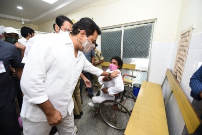 TeluguStop.com - Free Diagnostic Services To Urban Poor In Telangana-Health Tips English-Telugu Tollywood Photo Image