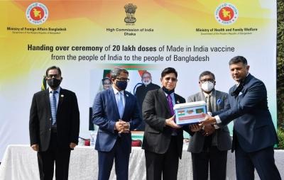 TeluguStop.com - Hasina Thanks Modi For Covid-19 Vaccine