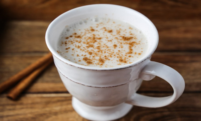 Health Benefits Of Cinnamon Milk-TeluguStop.com