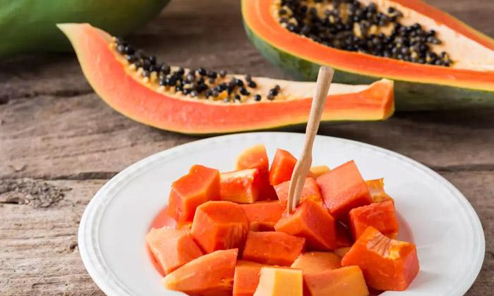 Health Benefits Of Papaya For Childrens-TeluguStop.com