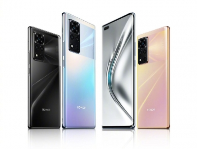 TeluguStop.com - Honor Launches 1st Smartphone V40 5g Since Huawei Separation