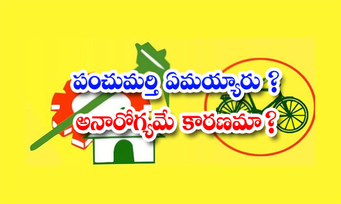 What Happened To Panchumarti Is It The Cause Of Illness-TeluguStop.com
