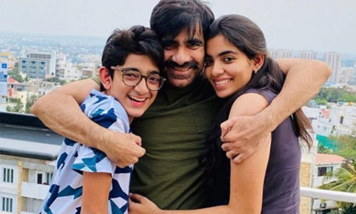 Interesting Facts About Tollywood Star Hero Raviteja-TeluguStop.com