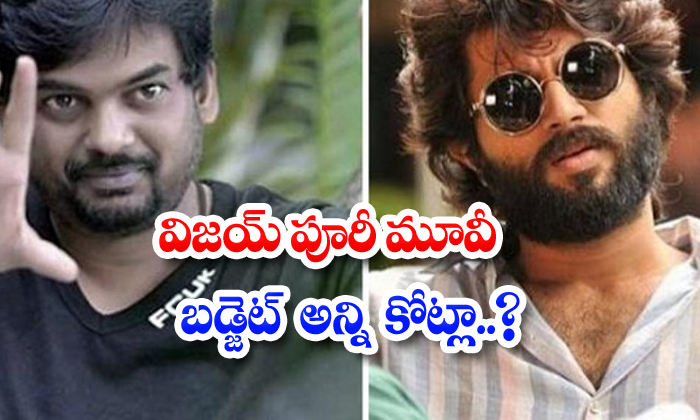 Vijay Puri Movie Budget More Than 125 Crore Rupees-TeluguStop.com