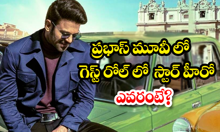TeluguStop.com - Star Hero Yash Guest Role In Prabhas Salar Movie