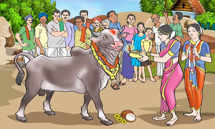 Do This Things On Sankranthi Festival-సంక్రాంతి పండుగ రోజు ముఖ్యంగా చేయాల్సిన పనులు ఇవే..-Latest News - Telugu-Telugu Tollywood Photo Image-TeluguStop.com