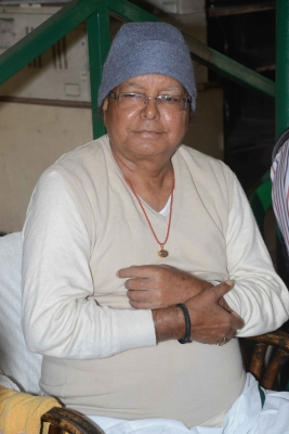 TeluguStop.com - Lalu Prasad 'stable And Recovering', To Undergo Ct Scan
