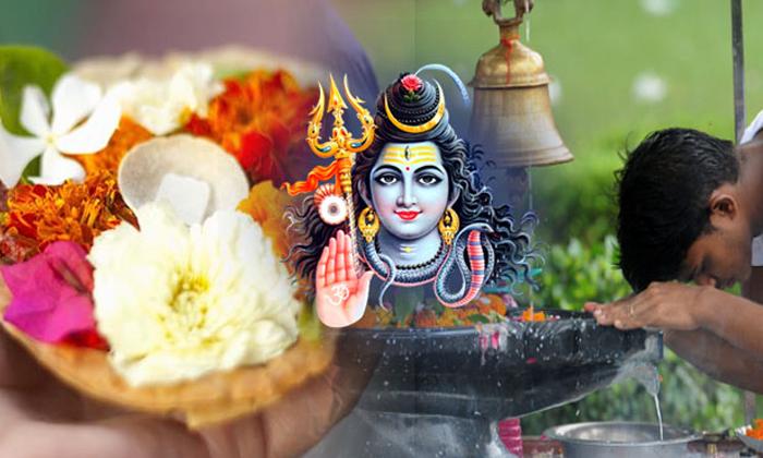 Shiva Lingam Worship By Sita Ram-శివుడికి మల్లికార్జున అనే పేరు ఎలా వచ్చిందో తెలుసా-Devotional-Telugu Tollywood Photo Image-TeluguStop.com