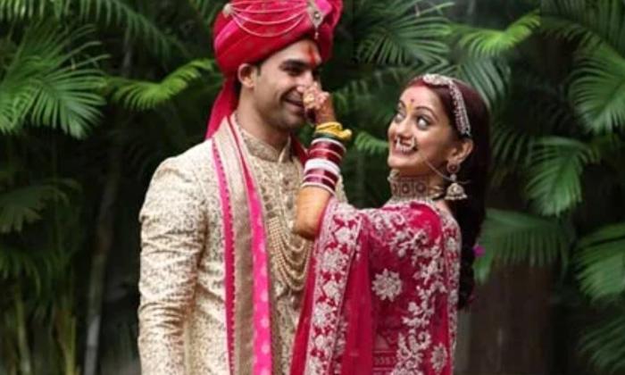 Boxer Pardeep Kharera Married Actress Manasi Naik-ఎనిమిదేళ్ల చిన్నవాడిని ప్రేమించి పెళ్లాడిన నటి-Latest News - Telugu-Telugu Tollywood Photo Image-TeluguStop.com