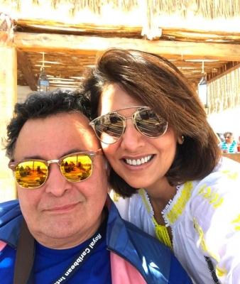 TeluguStop.com - Neetu Kapoor Remembers Rishi Kapoor On Wedding Anniversary