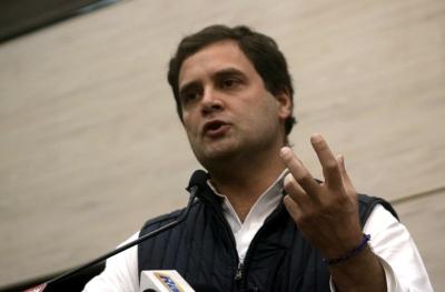 TeluguStop.com - Rahul Gandhi Condoles Death Of 5 Workers At Sii Plant