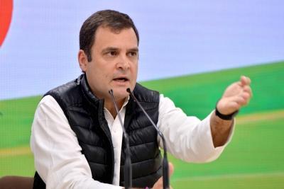 Rahul Seeks In-depth Probe In Karnataka Quarry Blast-TeluguStop.com