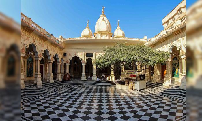 Telugu Building, Dead Body, Death, Russia, Sri Krishna, Tatyana, Uttar Pradesh, Vrindavan Building-Latest News - Telugu
