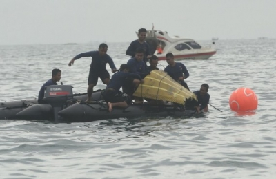 Search For Crashed Indonesian Plane's Wreckage Ends-TeluguStop.com