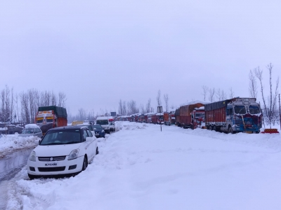 Severe Weather Expected In J&k, Ladakh From Friday Evening-TeluguStop.com