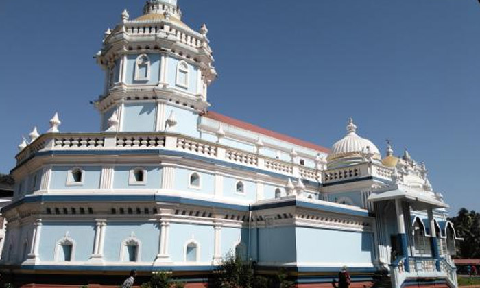 Telugu Goa, Paravathi Devi, Shiva Temple, Temple-Latest News - Telugu