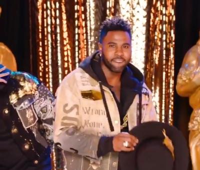 TeluguStop.com - Singers Jason Derulo, Adam Levine Team Up For First Time