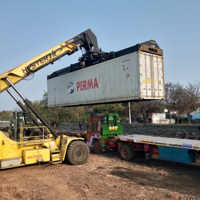 TeluguStop.com - South Central Railway Ships Bananas In Containers To JNPT-Business-Telugu Tollywood Photo Image