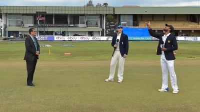 Sri Lanka Opt To Bat In Second Test Against England-TeluguStop.com