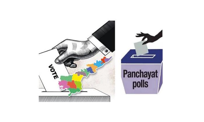 Pitition Againist On Local Body Elections-ఎన్నికలు అపండయ్యా కోర్టులో విద్యార్థి పిటిషన్ -Political-Telugu Tollywood Photo Image-TeluguStop.com