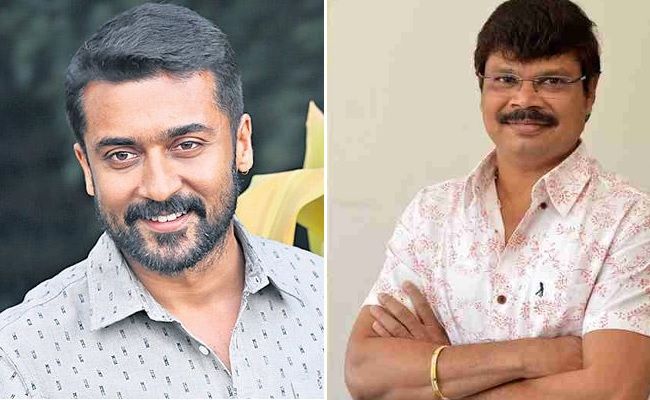 TeluguStop.com - After Rejection From Prabhas Boyapati Is Now Planning To Work With Suriya.