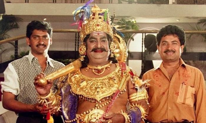 Telugu Atchi Reddy, Mammootty, Manisha Films, Rajendra Prasad, Rajendrudu Gajendrudu, Sv Krishna Reddy-Movie