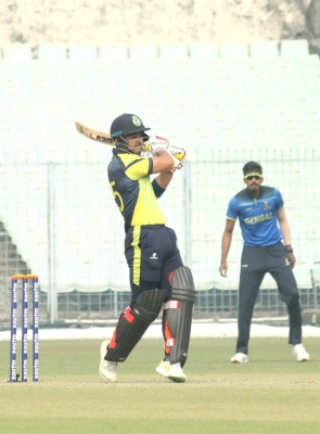 T20 Syed Mushtaq Ali Trophy: Parag Shines In Assam Win (Round-up)-Latest News English-Telugu Tollywood Photo Image-TeluguStop.com