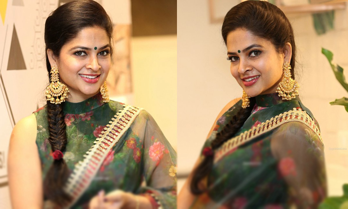 Telugu Veteran Heroine Madhumitha Sivabalaji Is Re Entry As A Heroine In Tollywood-ఈ తెలుగు వెటరన్ హీరోయిన్ మళ్ళీ రీ – ఎంట్రీ ఇస్తోందా…-General-Telugu-Telugu Tollywood Photo Image-TeluguStop.com
