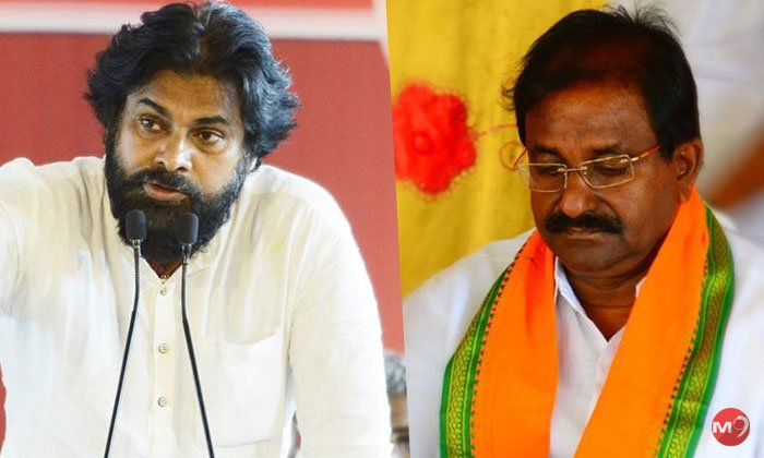 TeluguStop.com - పవన్ ఎఫెక్ట్ : ఆందోళనలో బీజేపి కీలక ఒప్పందం -Political-Telugu Tollywood Photo Image