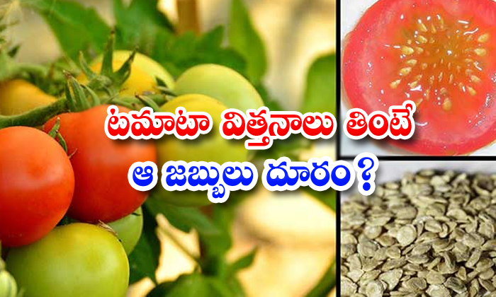 Benefits Of Tomato Seeds-TeluguStop.com