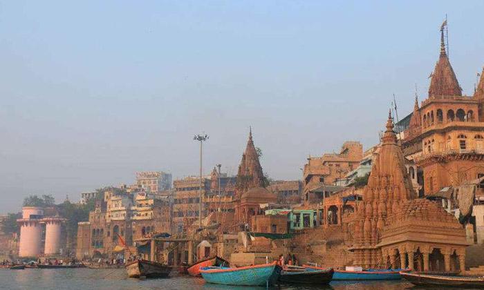 Unknown Facts About Kasi Vishweswara Temple-TeluguStop.com