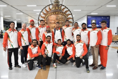 14 Indian Boxers Off To Spain For Boxam Tournament-TeluguStop.com