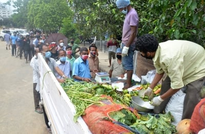 40% Vegetables, Fruits Get Wasted In India: Iari Director-TeluguStop.com