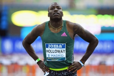 60m Hurdles Sexier Than A Sprint: New World Indoor Champ Holloway-TeluguStop.com