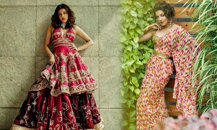 Actress Kajal Aggarwal Hot Viral Images-telugu Actress Hot Photos Actress Kajal Aggarwal Hot Viral Images - Telugu Lates High Resolution Photo