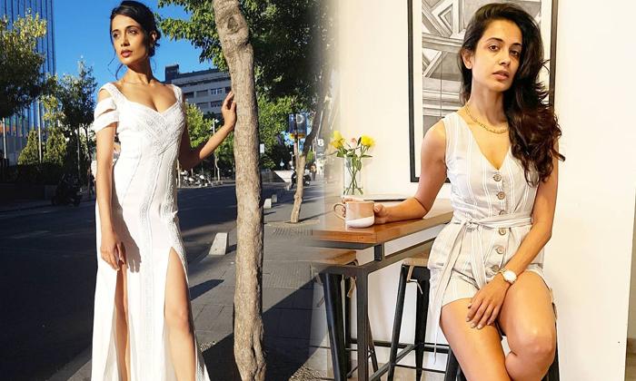 Actress Sarah Jane Dias Latest Images-telugu Actress Hot Photos Actress Sarah Jane Dias Latest Images - Telugu Glamorous High Resolution Photo