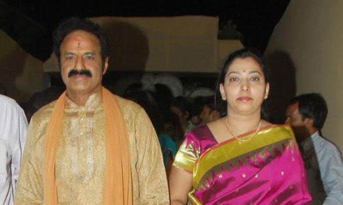 Balakrishna Wife Vasundara Family Back Ground-TeluguStop.com