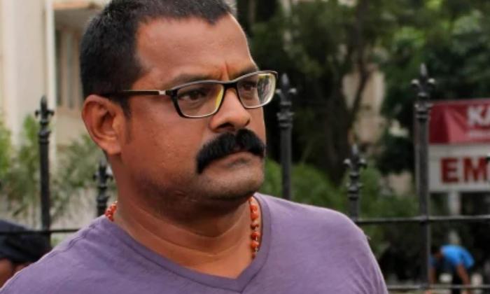 Tamil Actor Bose Venkat Personal Life Story-TeluguStop.com