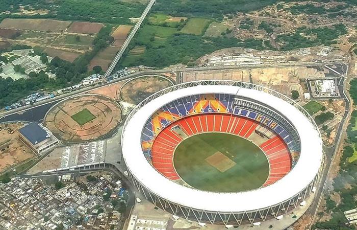 Telugu Cricket Stadium, England, India, Largest Stadium, Sardar Vallabhbhai Patel, Sports Updates-Latest News - Telugu