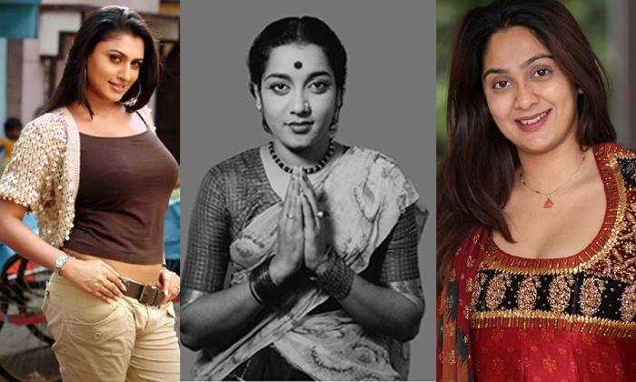 Tollywood Heroines Who Got Banned From Movies-ఈ స్టార్ హీరోయిన్స్ ని సినిమాల నుండి ఎందుకు బ్యాన్ చేసారు..-Latest News - Telugu-Telugu Tollywood Photo Image-TeluguStop.com