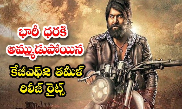 Dream Warriors Acquires Kgf Chapter 2 Tamil Rights-TeluguStop.com