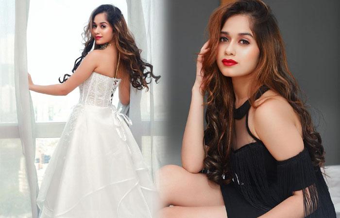 Jannat Zubair Rahmani Is Winning Hearts With Her New Glamorous Photos-telugu Actress Hot Photos Jannat Zubair Rahmani Is High Resolution Photo
