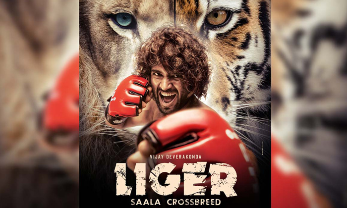 'liger' Release Date To Be Out Tomorrow-TeluguStop.com