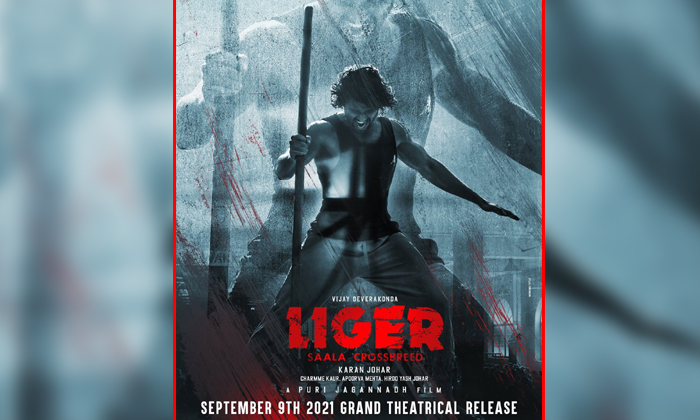 Liger Movie Release Date Fixed-TeluguStop.com